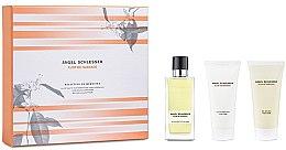 Düfte, Parfümerie und Kosmetik Angel Schlesser Flor de Naranjo - Set