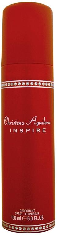Christina Aguilera Inspire - Deospray — Bild N1