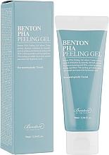 Düfte, Parfümerie und Kosmetik Gesichtspeelinggel mit Lactobionsäure - Benton PHA Peeling Gel