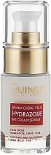 Düfte, Parfümerie und Kosmetik Glättendes und feuchtigkeitsspendendes Creme-Serum für die Augenpartie - Guinot Hydrazone Yeux