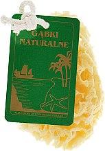 Düfte, Parfümerie und Kosmetik Natürlicher Badeschwamm mittel gelb - Organique