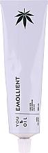 Düfte, Parfümerie und Kosmetik Vollspektrum-Hanföl für sehr trockene Körper- und Gesichtshaut - You & Oil CBD 5% Emollient