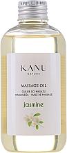 Düfte, Parfümerie und Kosmetik Massageöl mit Jasmin - Kanu Nature Jasmine Massage Oil