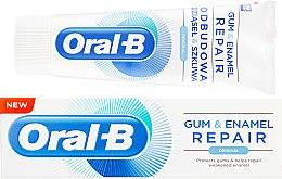 Schützende und regenerierende Zahnpasta für Zahnfleisch und -schmelz - Oral-B Professional Gum & Enamel Repair Original — Bild N1
