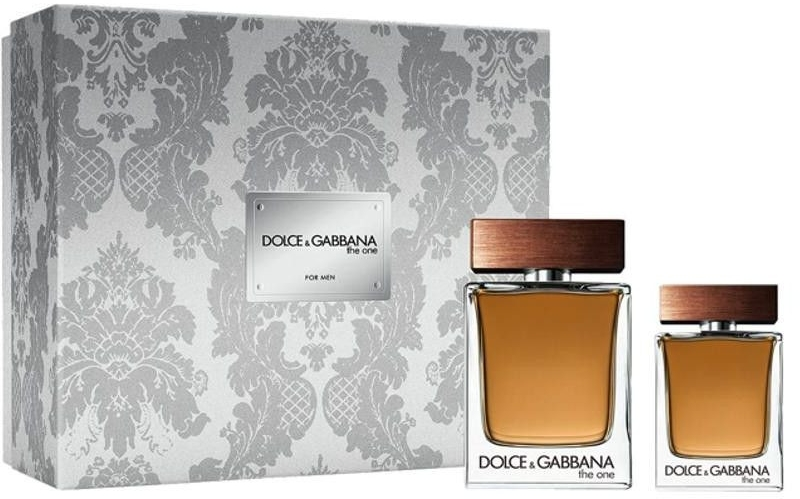 Dolce & Gabbana The One For Men - Duftset (Eau de Toilette/100ml + Eau de Toilette/30ml)