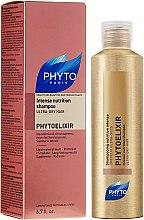 Düfte, Parfümerie und Kosmetik Intensiv nährendes Shampoo für sehr trockenes Haar - Phyto Phytoelixir Shampooing Nutrition Intense