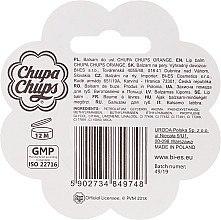 Lippenbalsam mit Orangen Geschmack - Bi-es Chupa Chups Orange Lip Balm — Bild N2