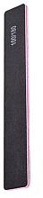 Düfte, Parfümerie und Kosmetik Rechteckige Nagelfeile 100/180 - Elisium Black Rectangular Nail File