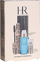 Düfte, Parfümerie und Kosmetik Augenpflegeset (Mascara 7ml + Make-up Entferner 50ml + Anti-Aging-Serum 3ml) - Helena Rubinstein Lash Queen Feline Blacks Mascara
