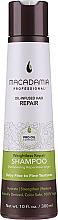 Regenerierendes Haarshampoo - Macadamia Professional Weightless Repair Shampoo — Bild N3