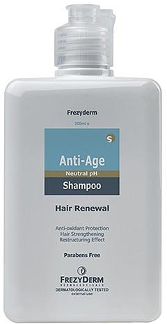 Erneuerndes Anti-Aging Shampoo - Frezyderm Anti-Age Shampoo — Bild N1