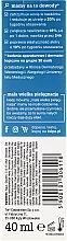 Feuchtigkeitsspendende Gesichtscreme LSF 10 - Tolpa Dermo Face Hydrativ SPF 10 — Bild N6