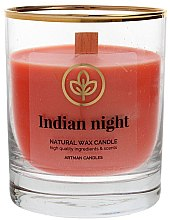 Düfte, Parfümerie und Kosmetik Duftkerze Indian Night - Artman Organic Candle Indian Night Arrivals Collection