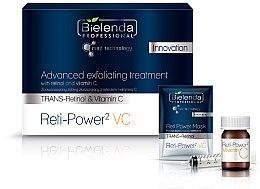 Düfte, Parfümerie und Kosmetik Gesichtspflegeset - Bielenda Professional Advanced Exfoliating Treatment (Gesichtsmaske 5x5ml + Gesichtsserum/5*1g)
