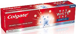 Düfte, Parfümerie und Kosmetik Zahnpasta Max White One Optic - Colgate Max White One Optic Fluoride Toothpaste