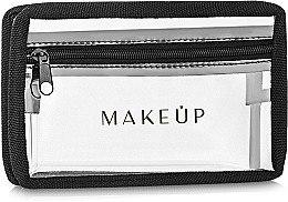 Düfte, Parfümerie und Kosmetik Kosmetiktasche Allvisible transparent 18x12x5 cm - MakeUp
