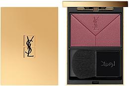 Düfte, Parfümerie und Kosmetik Gesichtsrouge in elegantem Spiegeletui - Yves Saint Laurent Couture Blush Fall Look 2019