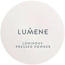 Düfte, Parfümerie und Kosmetik Illuminierender Gesichtspuder - Lumene Luminous Pressed Powder