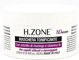 Düfte, Parfümerie und Kosmetik Pflegende Maske für strapaziertes Haar mit Arganöl und Vitamin B6 - H.Zone Masque Tofiant