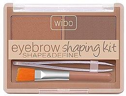 Düfte, Parfümerie und Kosmetik Augenbrauenpflegeset - Wibo Eyebrow Shaping Kit