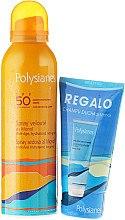 Düfte, Parfümerie und Kosmetik Körperpflegeset - Klorane Polysianes (Körperspray 150ml + Duschgel 75ml)