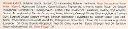 Feuchtigkeitsspendende Wattepads mit Damaszener Rosenwasser und Propolis - Commleaf Rose Moisture Pad — Bild N5