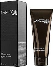 Düfte, Parfümerie und Kosmetik Herren Gesichtsreinigungsgel - Lancome Men Ultimate Cleansing Gel