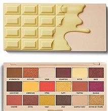 Düfte, Parfümerie und Kosmetik Lidschattenpalette - I Heart Revolution Chocolate Eyeshadow Palette Lemon Drizzle