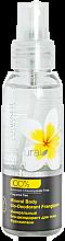 Düfte, Parfümerie und Kosmetik Alaun Körperspay mit organischem Zink und Frangipani-Extrakt - Markell Cosmetics Natural Line Deo