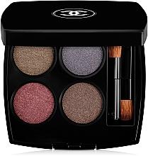 Düfte, Parfümerie und Kosmetik Lidschatten-Quartett - Chanel Les 4 Ombres Multi-Effect Quadra Eyeshadow