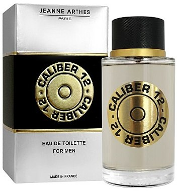 Jeanne Arthes Caliber 12 - Eau de Toilette — Bild N1