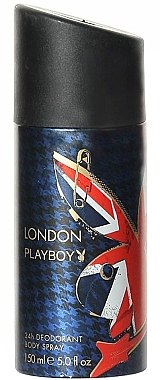 Playboy London - Deodorant spray  — Bild N3