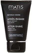 Düfte, Parfümerie und Kosmetik Beruhigender After Shave Balsam ohne Alkohol - Matis Reponse Homme Alcohol-Free Soothing Balm