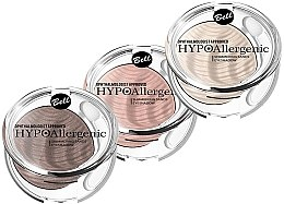 Düfte, Parfümerie und Kosmetik Hypoallergener Creme-Lidschatten - Bell Hypoallergenic Shimmering Sand Bell Eyeshadow