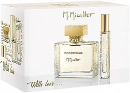 Düfte, Parfümerie und Kosmetik M. Micallef Pure Extreme With Love - Duftset (Eau de Parfum 100ml + Eau de Parfum 10ml)
