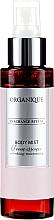 Düfte, Parfümerie und Kosmetik Erfrischendes und feuchtigkeitsspendendes Köperspray mit Blütenduft - Organique Fragrance Ritual Body Mist