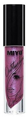 Lipgloss - Miyo Outstanding Lip Gloss — Bild N1