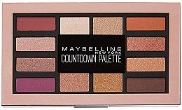 Lidschattenpalette - Maybelline Countdown Palette — Bild N1