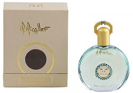M. Micallef Night Aoud - Eau de Parfum  — Bild N1