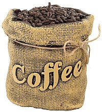 Düfte, Parfümerie und Kosmetik Dekorative Kerze Coffee Bag - Artman Popular Coffee Bag Ø12x13cm H15cm