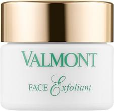 Düfte, Parfümerie und Kosmetik Revitalisierendes Gesichtspeeling - Valmont Face Exfoliant