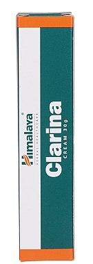 Gesichtscreme gegen Akne für Problemhaut - Himalaya Herbals Clarina Cream — Bild N1