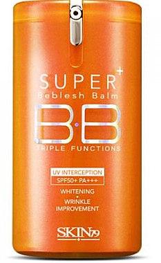 BB Creme gegen Falten mit Orange - Skin79 Super Plus Beblesh Balm Vital Orange — Bild N1