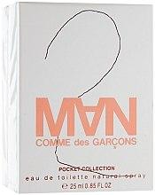 Düfte, Parfümerie und Kosmetik Comme des Garcons 2 Man Pocket Collection - Eau de Toilette