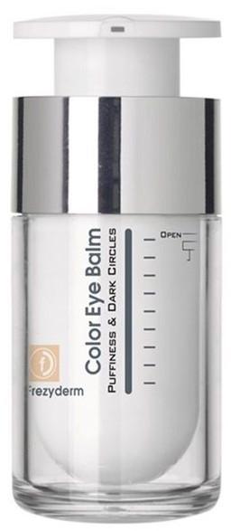 Getönter Augenbalsam gegen Schwellungen und dunkle Ringe - Frezyderm Color Eye Balm — Bild N1