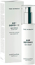 Düfte, Parfümerie und Kosmetik Revitalisierende Tagescreme SPF 30 - Madara Cosmetics Time Miracle Age Defence