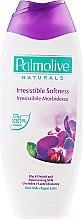 Düfte, Parfümerie und Kosmetik Feuchtigkeitsspendende Bademilch mit schwarzer Orchidee - Palmolive Naturals Irrestible Softness Bath Milk