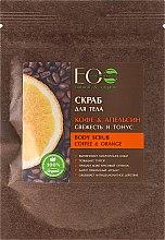 Düfte, Parfümerie und Kosmetik Körperpeeling mit Kaffee und Orange - ECO Laboratorie Body Scrub Coffee & Orange