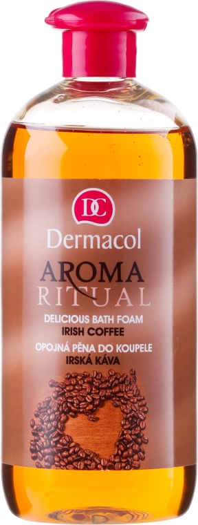 Schaumbad Irish Coffee - Dermacol Aroma Ritual Bath Foam Irish Coffee