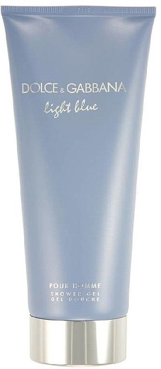 Dolce & Gabbana Light Blue Pour Homme - Duschgel — Bild N1
